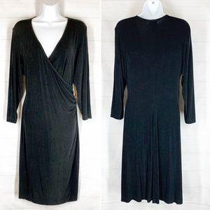 6ca54d3fa18 Women s Chico s Travelers Black Dress on Poshmark